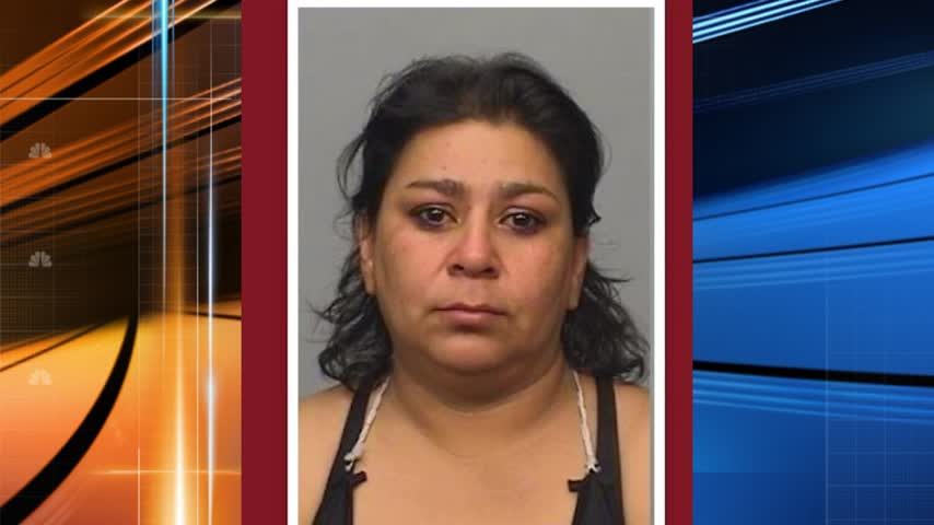Woman arrested for Child Endangerment_23602948-159532