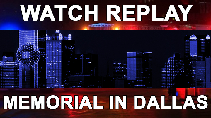 Memorial Dallas 720 replay