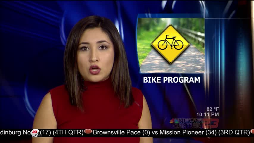 New bike-sharing program at Linear Park_97047854-159532