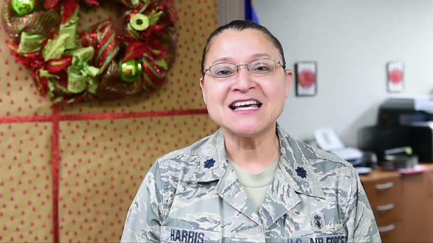 Holiday 2016 Military Greetings- Lt- Col- Meliza Harris_63627736