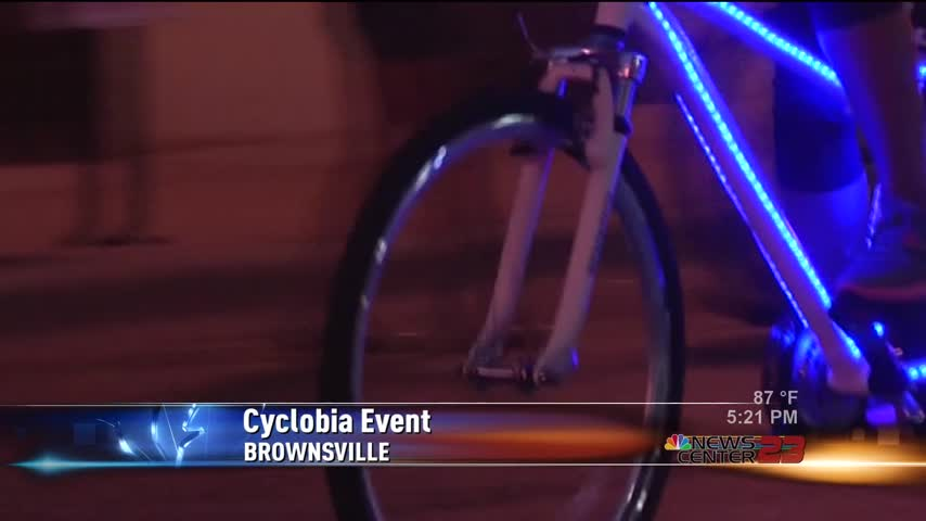 21st Cyclobia Event