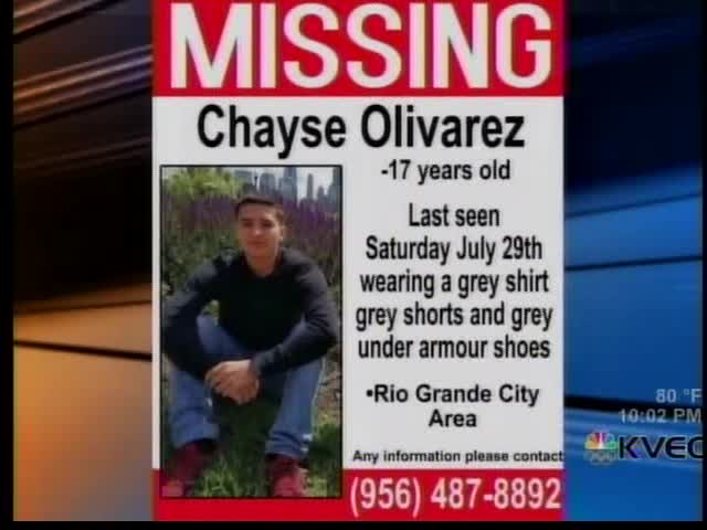 Search for Missing Rio Grande City Teen Continues_88032897