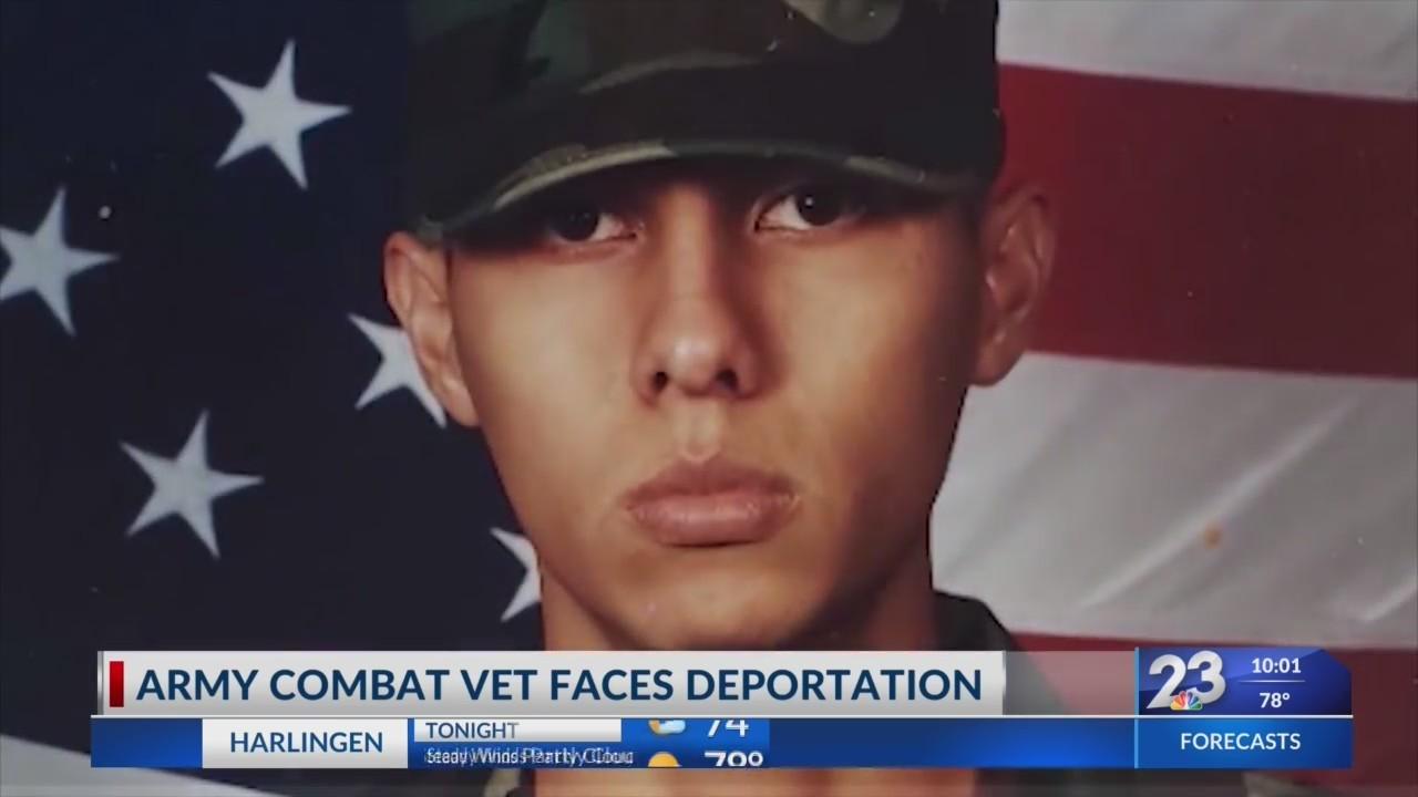 Army combat vet faces deportation
