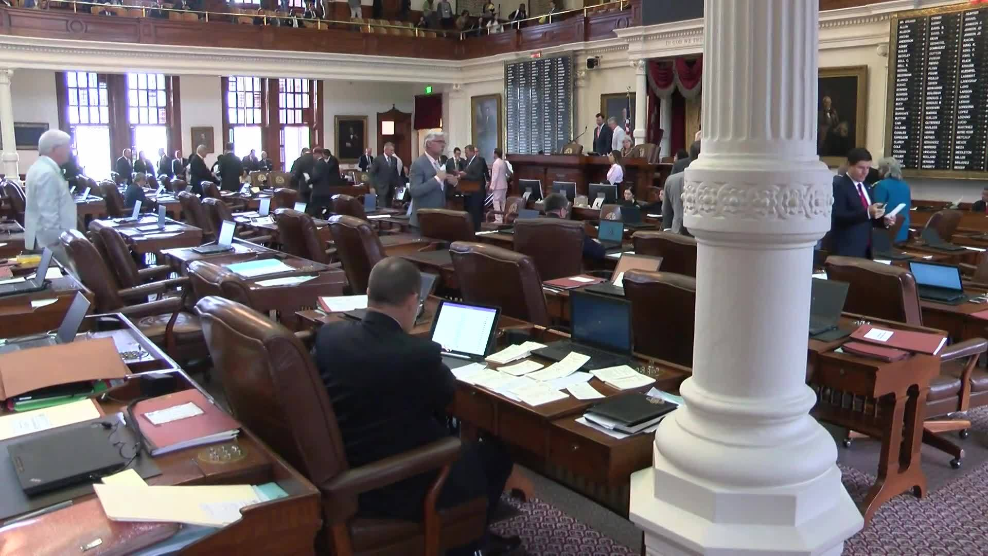 State of Texas: Amendment saves beer bill - for now