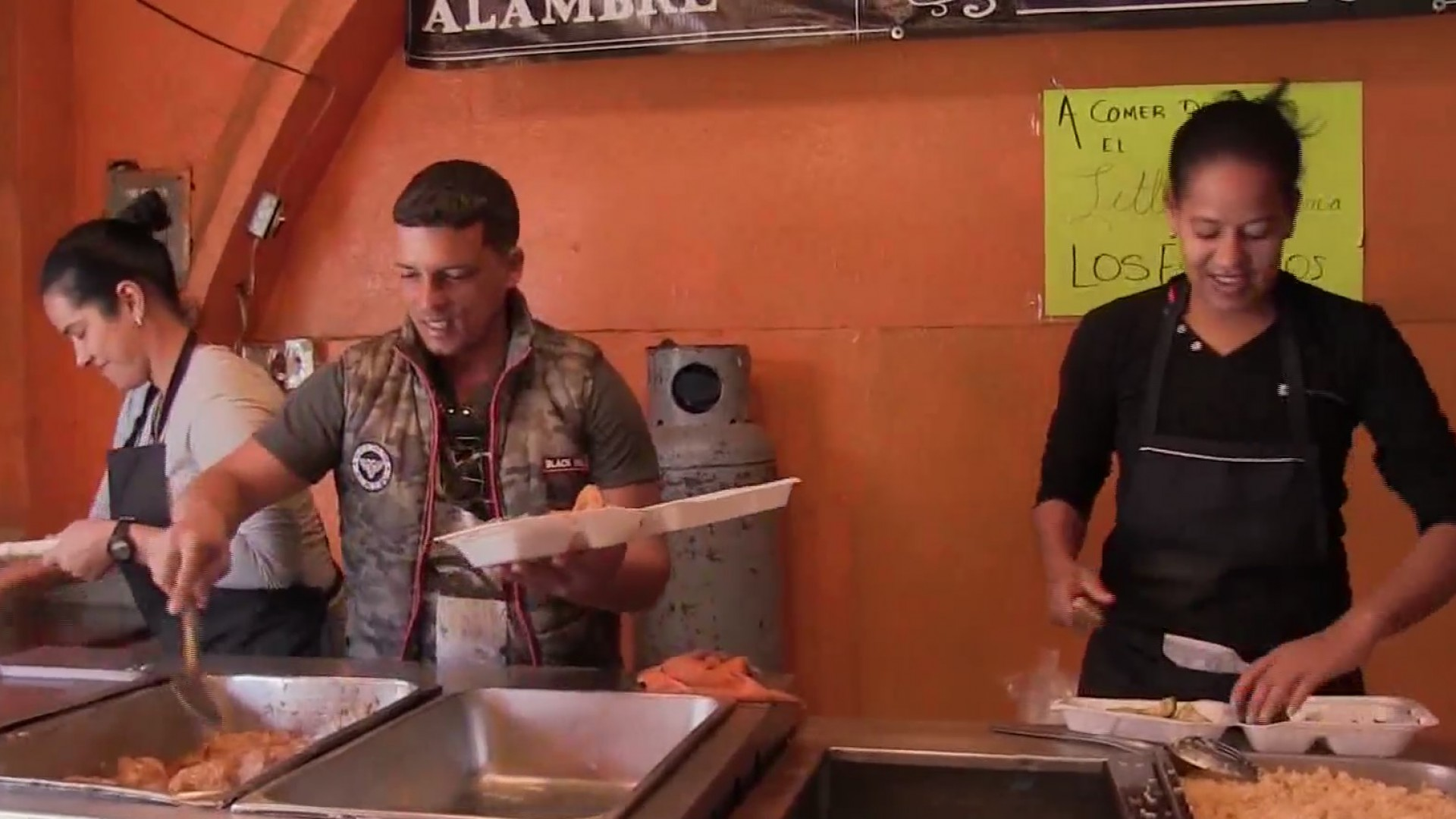 Welcome to 'Little Havana': Cuban migrants revitalize Juarez economy