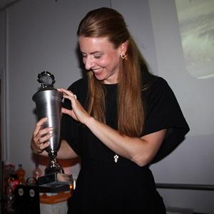 Årets Præstation 2015 Gitte Jakobsen