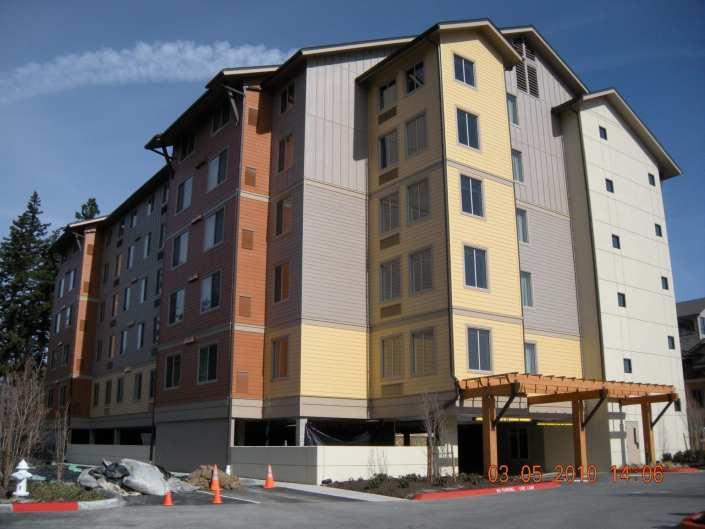 staybridge hotel with james hardie