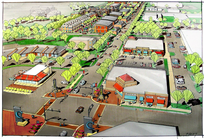 North Omaha 24th Street Plan