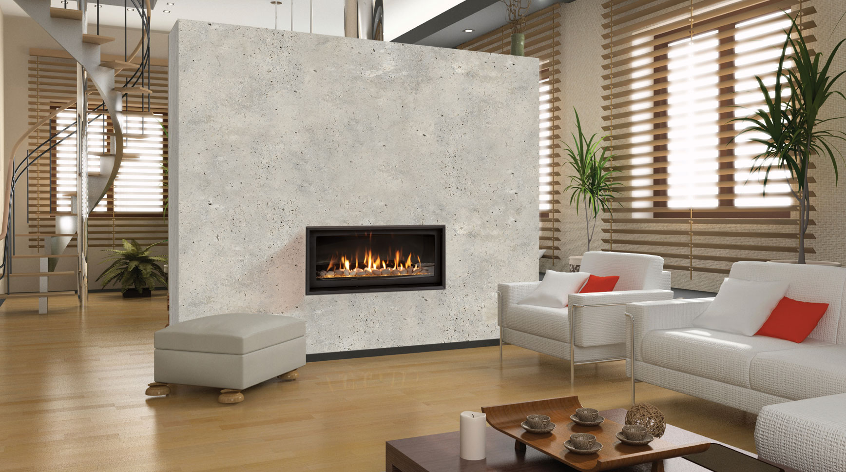 Gas Fireplaces Vented Designs Kvriver