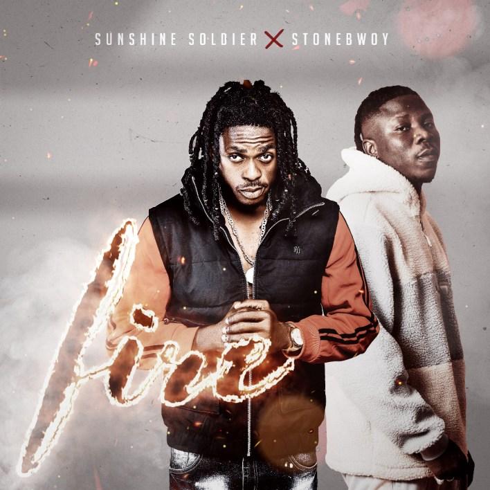 "Sunshine Soldier ""Fire"" feat. Stonebwoy"