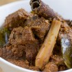 Rendang de ternera, cocina indonesia, cocina asiática