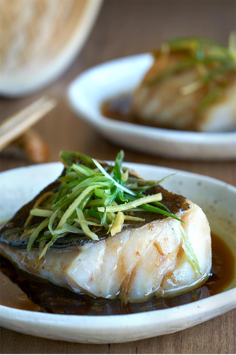 Club de Cocina | Cocina Itinerante - Pescado al vapor estilo ...