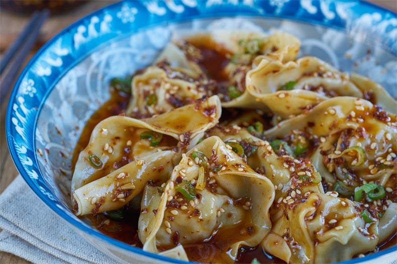 Charming Cocina Asiática