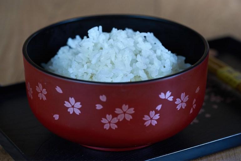 Gohan, como cocinar arroz japonés, como preparar arroz japonés, hervir arroz blanco, hervir arroz blanco japonés, arroz blanco
