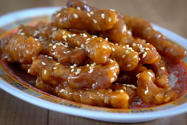 Cerdo agridulce, Tang Cu Li Ji, lomo de cerdo agridulce, cerdo, cerdo agridulce casero, cerdo en salsa agridulce, cerdo frito agridulce, cerdo agridulce chino, recetas de comida china, comida china, lomo de cerdo,