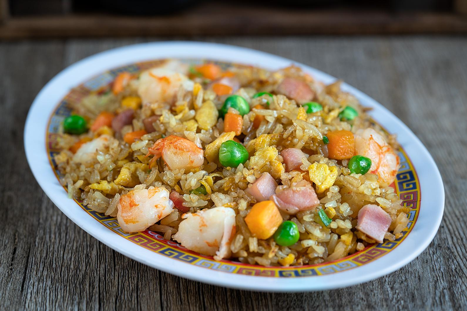 Como Cocinar Arroz Jazmín. Cocina China