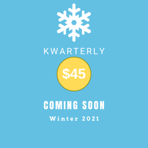 Winter 2021 Coming Soon