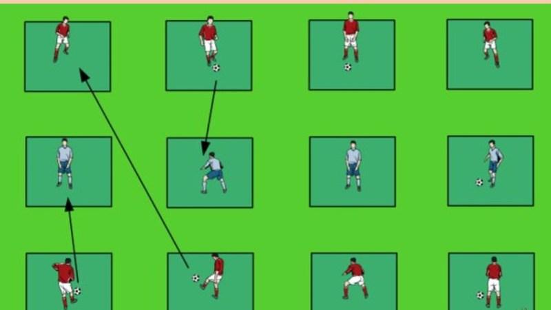 Spielform: Reihe überspielen und Lücken erkennen