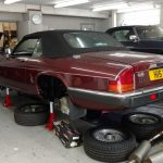 Client Review Kwe Suspension Upgrade Xj S Convertible V12 Kwe Cars Jaguar Daimler And Aston Martin Db7 Restoration Specialists