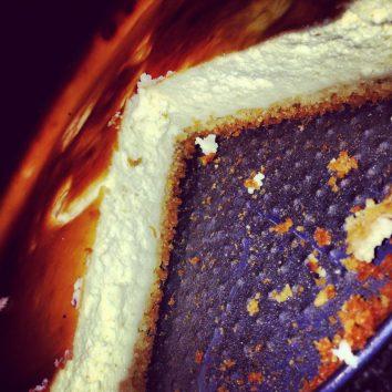 LCHF Cheese Cake