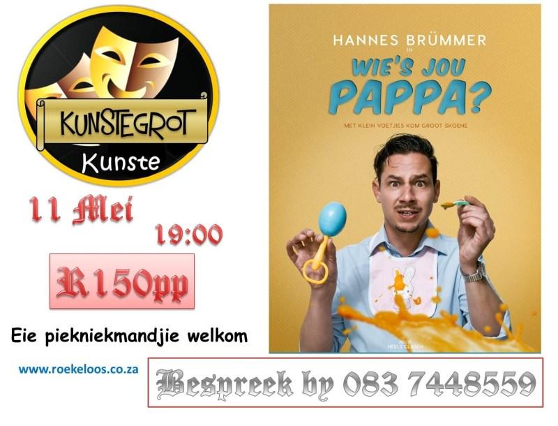22 Maart Hannes Brummer (1)