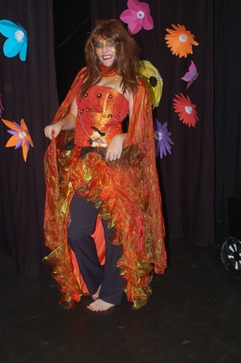 Drakelina Flamfee