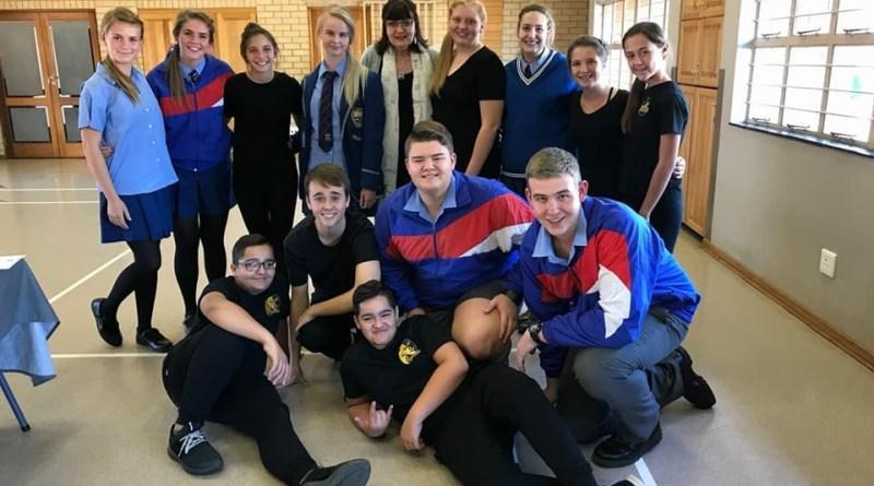Rivo Hoërskool studente lewer twee Afdeling Wenners by Eisteddf