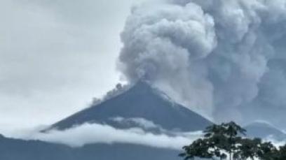 4 Jun Vulkaan Guatamala