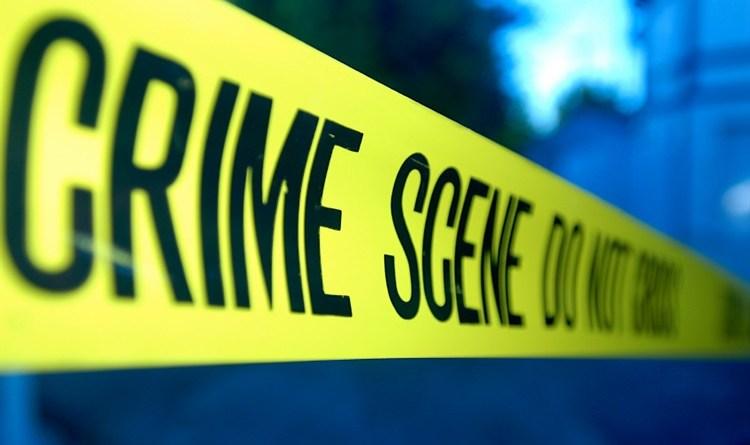Polisie Crime Scene
