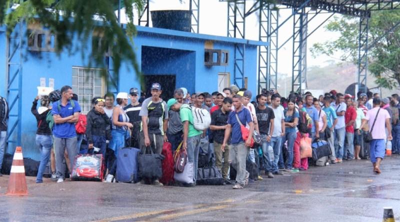 Venezuela-vlugtelinge