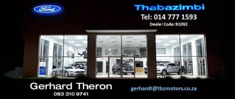 Feature add Gerhard Theron