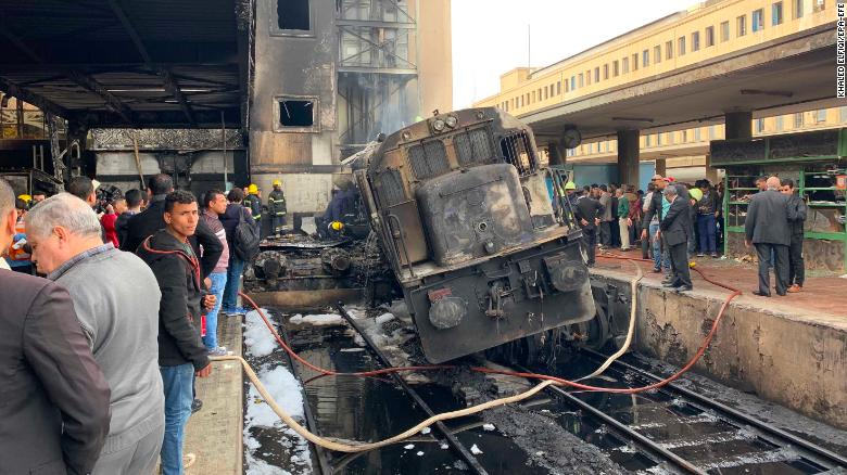 2019 27 Feb cairo-train-station-fire