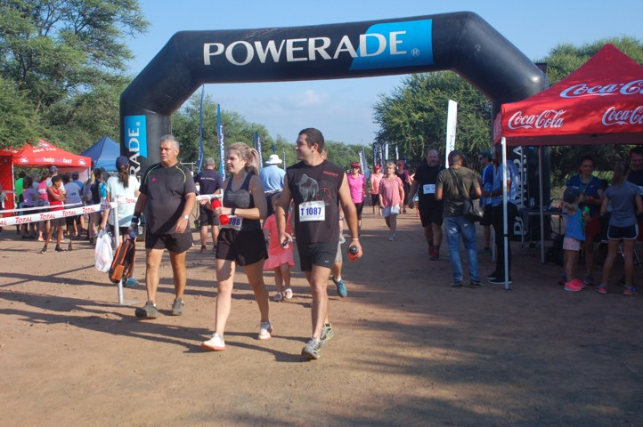 2019 Marakele Marathon foto deelnemers 1