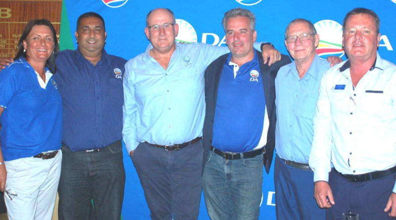 2019 17 April DA Trollip vergadering