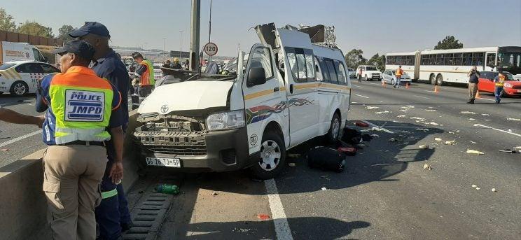 2019 18 Aug Taxi-ongeluk