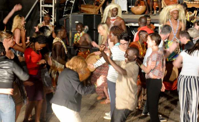 Kampala is known for vibrant entertainment - travel with Kwezi Outdoors