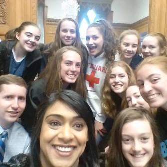 Parliament Selfie!