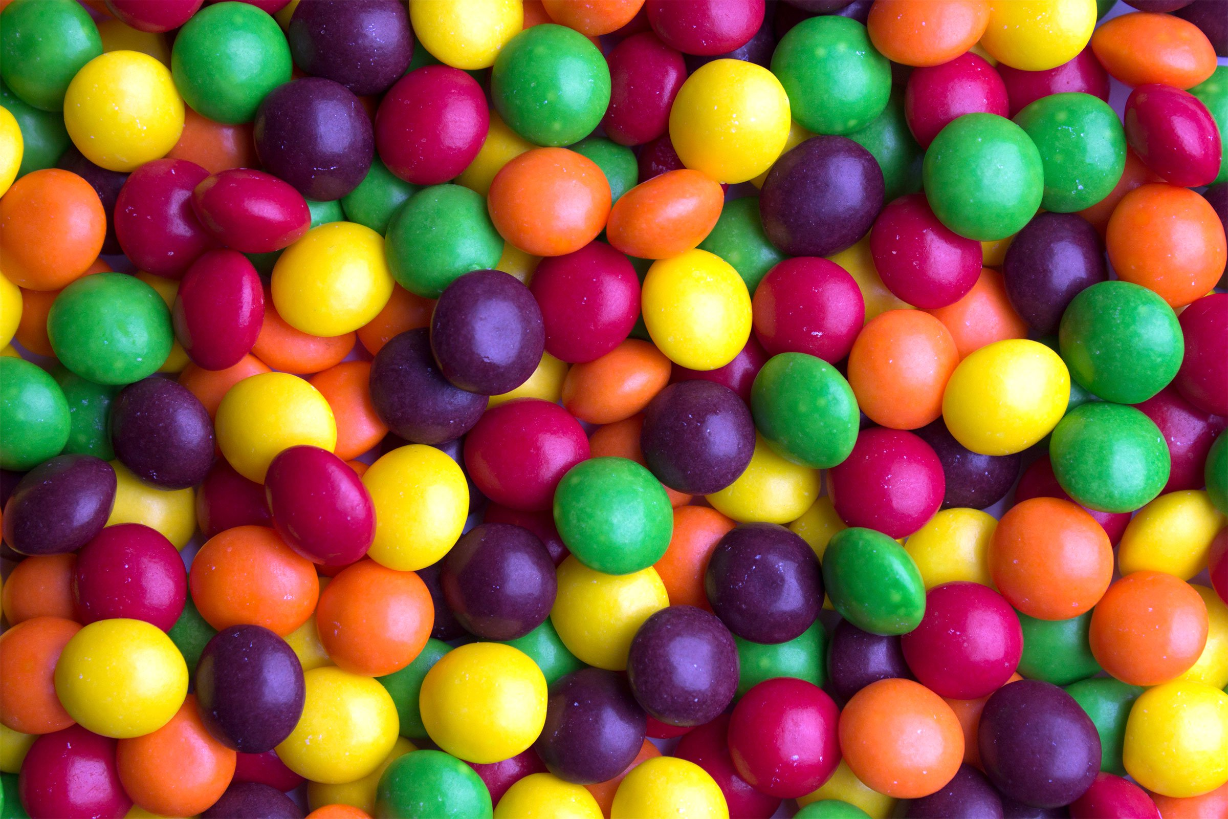 Believe It Or Not All Skittles Are The Same Flavor