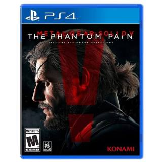 phantom pain mgs