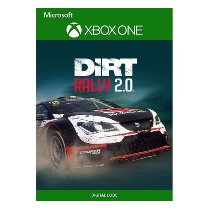 DiRT Rally 2.0 - Xbox Onev [Digital Code]