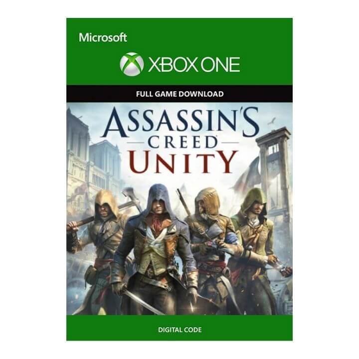 Assassin's Creed Unity - Xbox One [Digital Code]