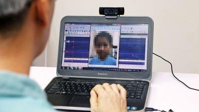 完成咨询后,黄建兴会在一个安静的环境里,看着病人的照片开始发送意念信息,并将过程中的音频录制下来。整个过程里没有对话、没有指令,除了非常低微的声音如风声之类的意念信息载体外,没有任何声音。