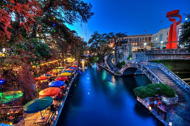 Downtown Restaurants San Antonio