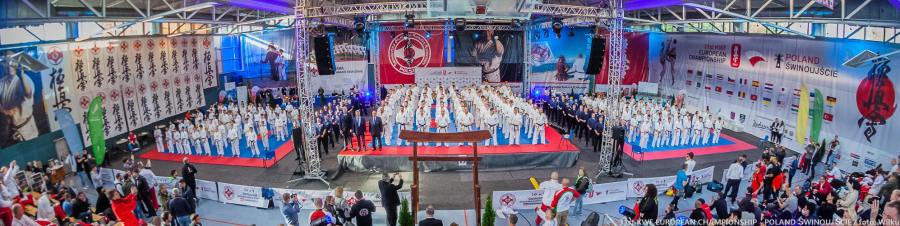 31st European Kyokushin Championship Poland 2017 - video