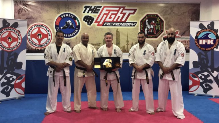Camp with Shihan Terry Prescott