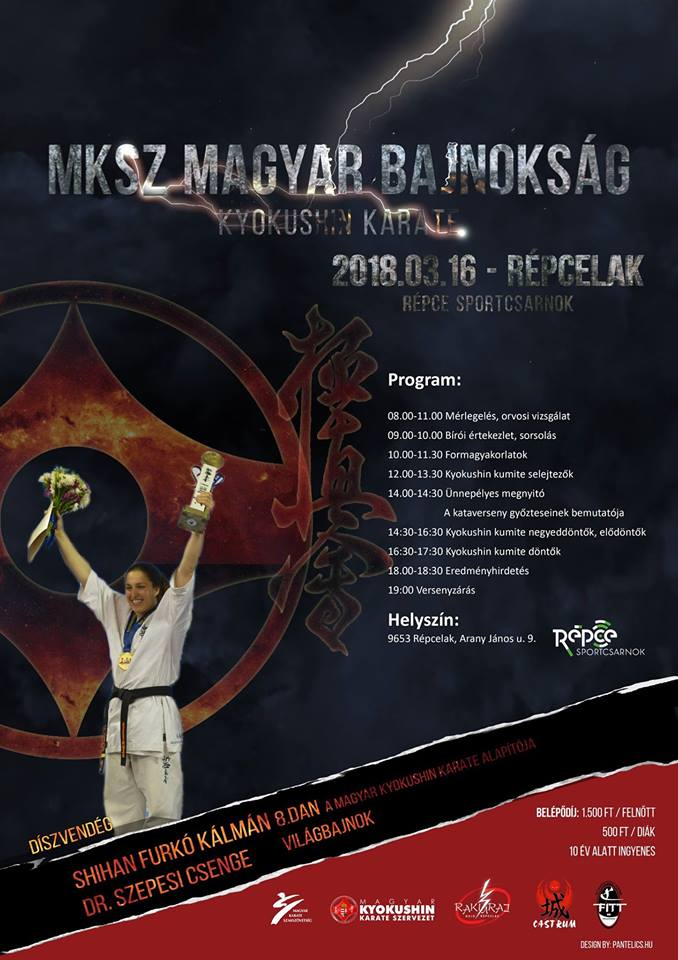 Hungarian National Championship 2018