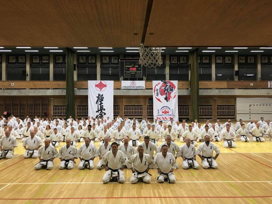 EASTERN EUROPEAN KYOKUSHIN SUMMER CAMP