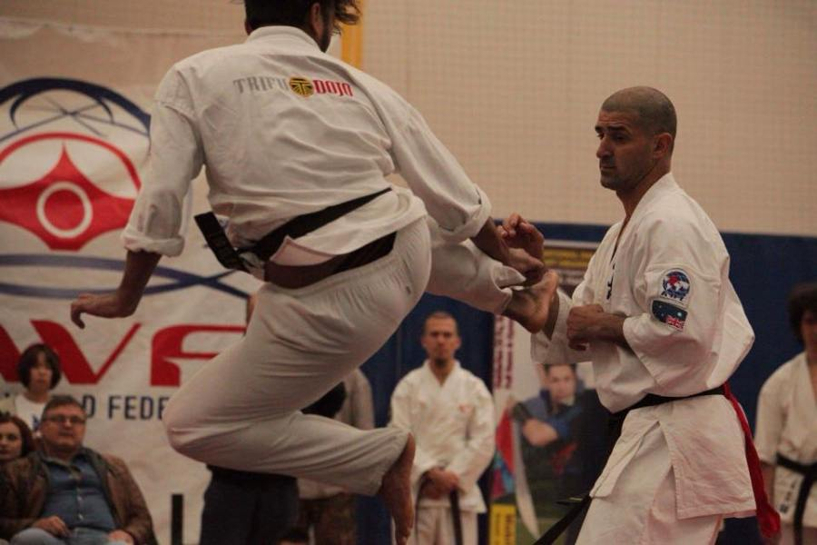The 1st Kyokushin Australian Super League
