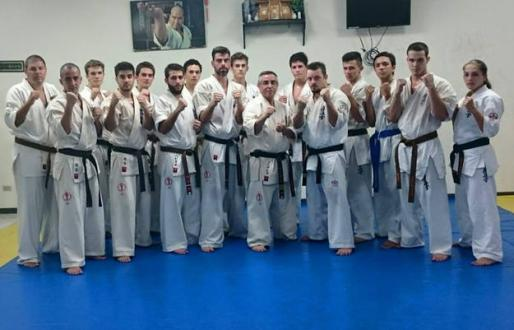 Kyokushin one big family