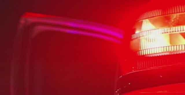 Incident overnight police fire light bar_128207